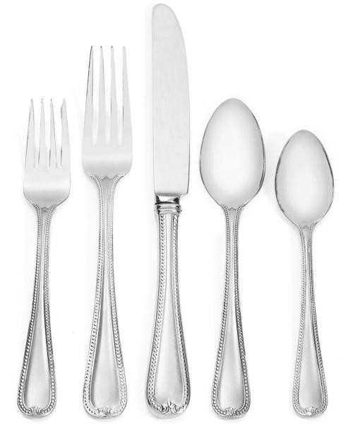 Vintage Jewel Flatware collection with 4 products