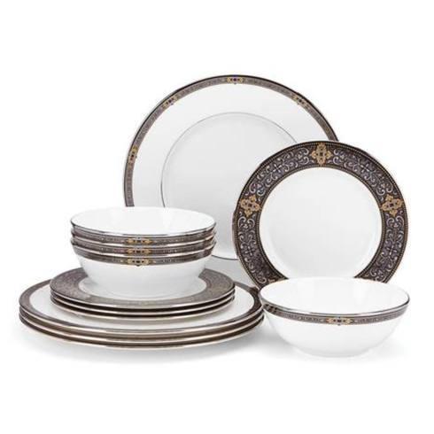 $420.00 12 Piece Dinnerware Set