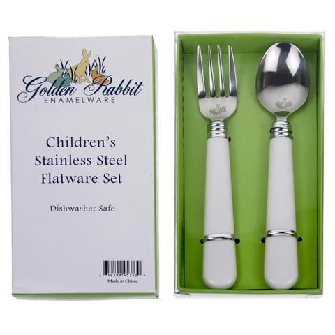 Child Flatware collection with 4 products