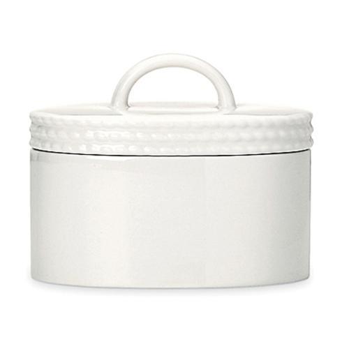 Kate Spade  Wickford Dinnerware Covered Sugar Bowl $65.00