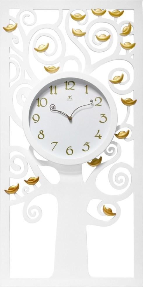 "$127.00 Willow Infinity ""Good Luck"" Wall Clock"