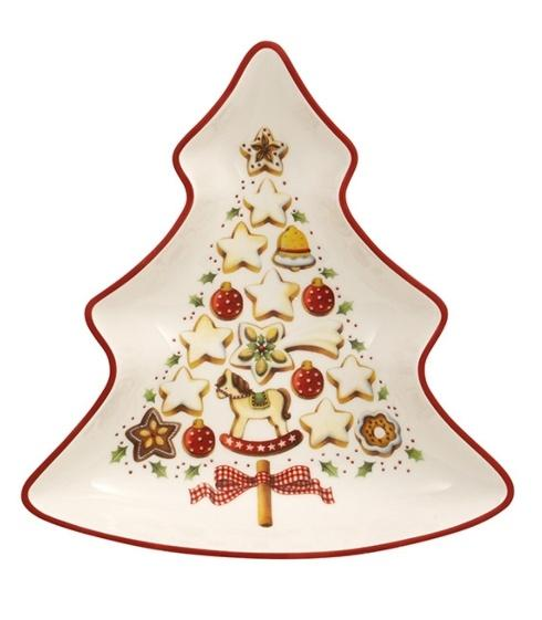 Villeroy & Boch  Winter Bakery Delight Large Bowl, Tree $36.00