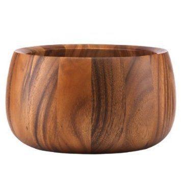 Dansk  Wood Classics Tulip Salad Bowl $50.00