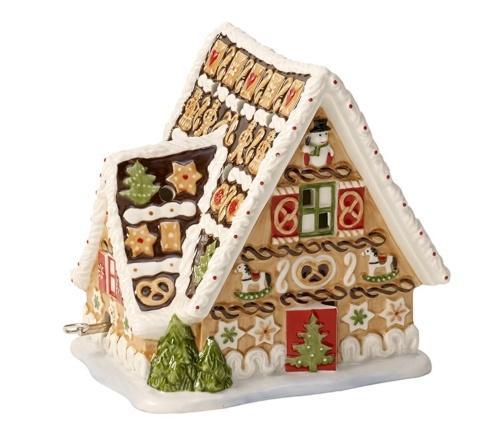 Villeroy & Boch   Musical Gingerbread House  $75.00