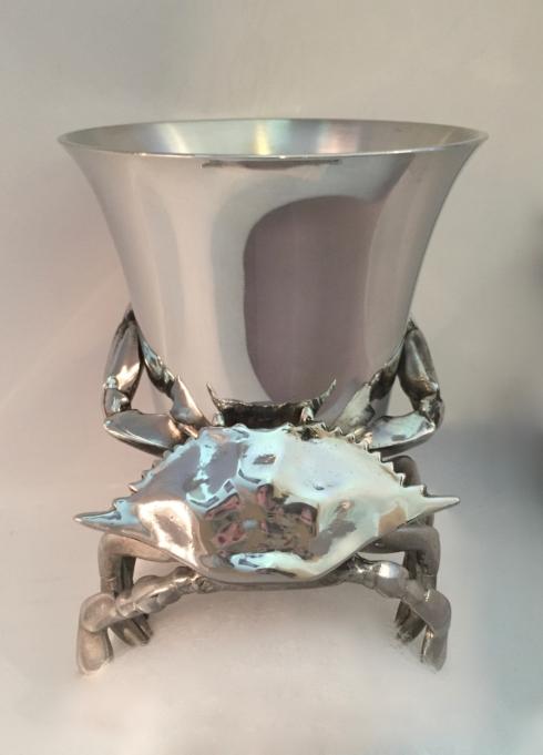 $198.00 Crab Stirrup Cup