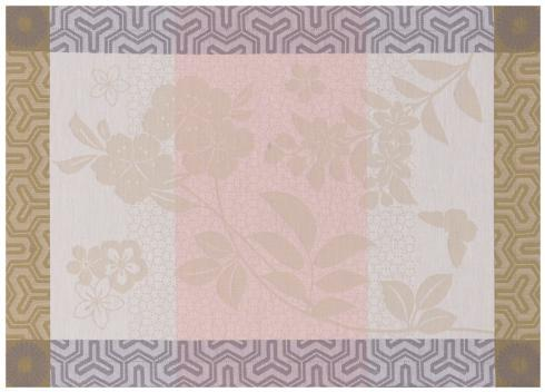 Asia mood - LE JACQUARD FRANÇAIS collection with 33 products