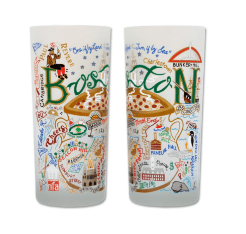 $16.50 Boston Catstudio Glass