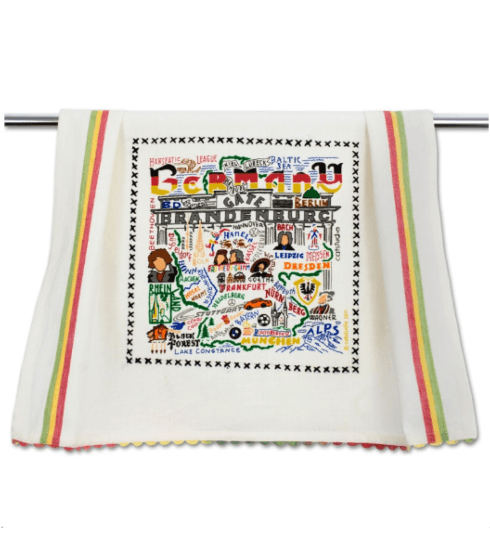 $20.00 Germany Catstudio Dish Towel