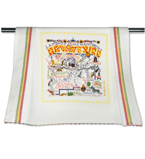 $20.00 New Mexico Catstudio Dish Towel