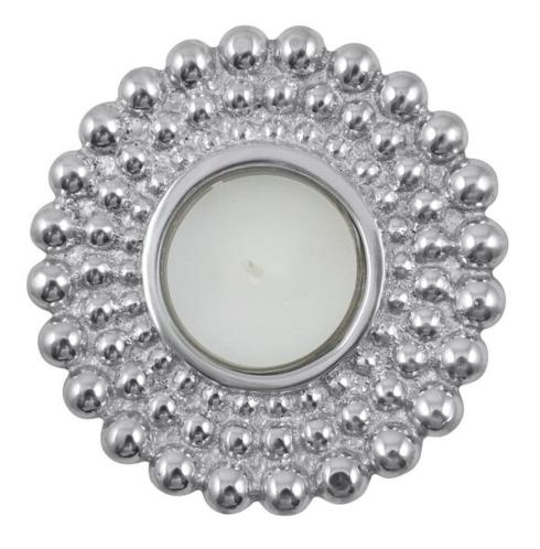 $25.00 Triple Pearls Tea Light