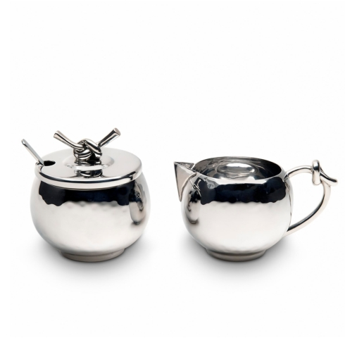 $125.00 Helyx Cream & Sugar Set
