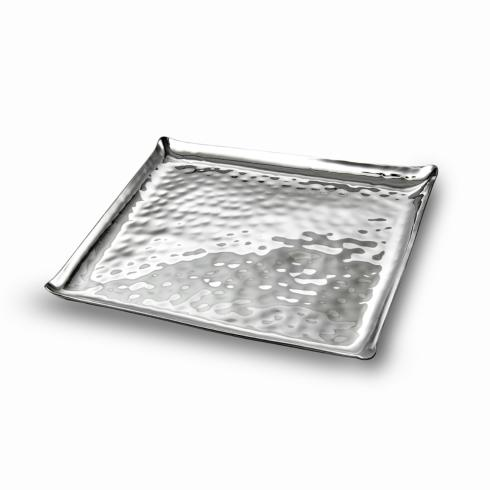 "Mary Jurek  Mesa Square Serving Tray 15"" $275.00"