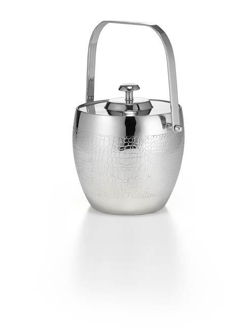 $80.00 Ice Bucket w/Croc Pattern