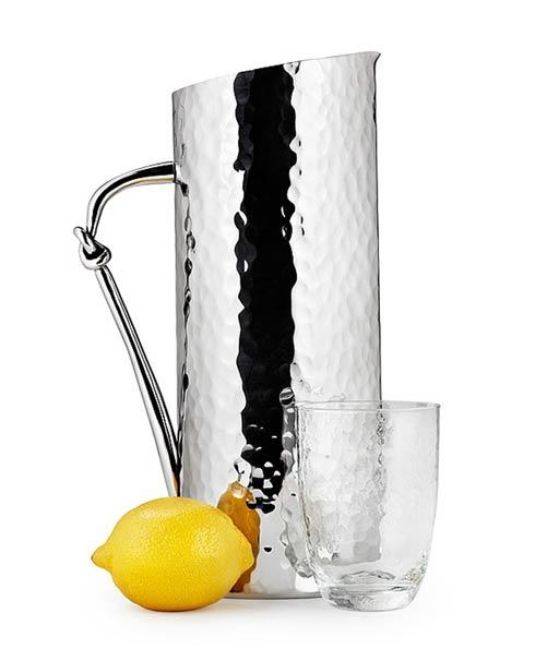 $245.00 Water Pitcher w/Knot Handle