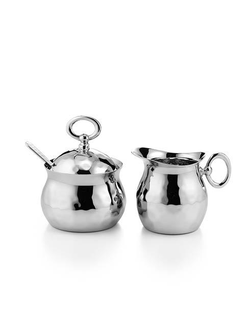 $65.00 Cream & Sugar Set w/Ring