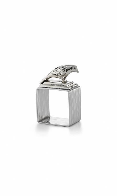 $50.00 Robin Napkin Ring  4/pc Box