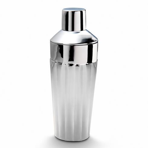 Mary Jurek  Silhouette Scalloped Cocktail Shaker 8¾