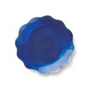 Cobalt Blue Dish   (4/s)