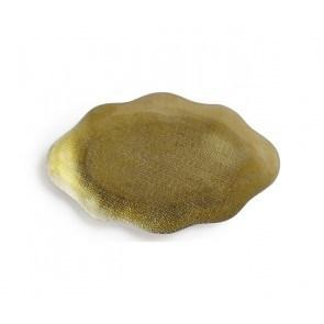 $45.00 Olive Green Oval