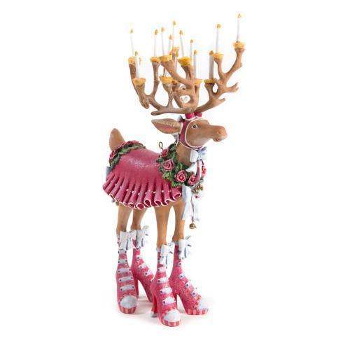 $98.00 Donna Reindeer Figure
