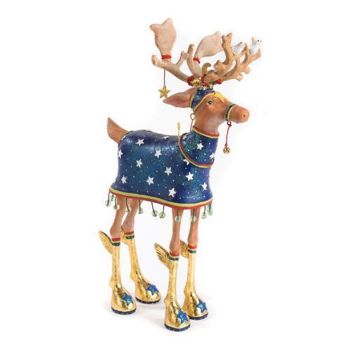 $98.00 Comet Reindeer Figure
