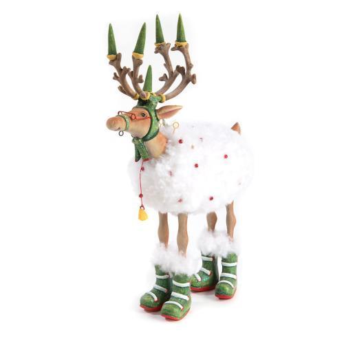 $98.00 Blitzen Reindeer Figure