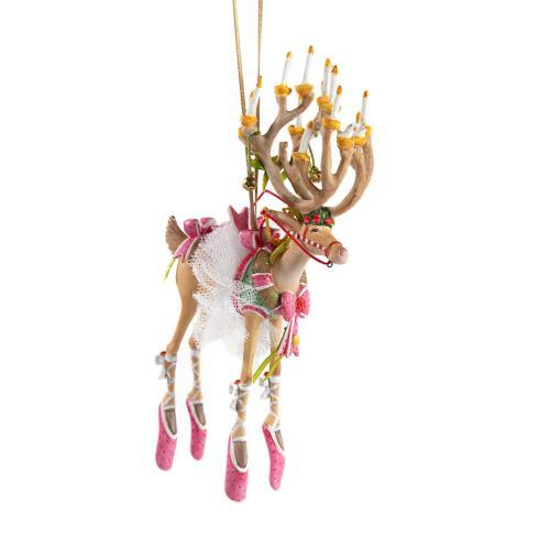 $48.00 Dancer Reindeer Ornament