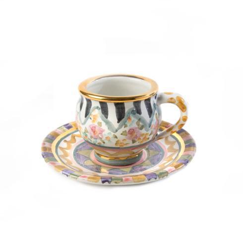 $170.00 Espresso Cup & Saucer
