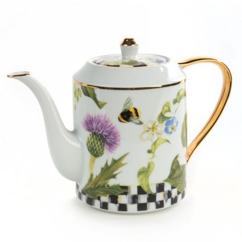 $208.00 Thistle & Bee Teapot