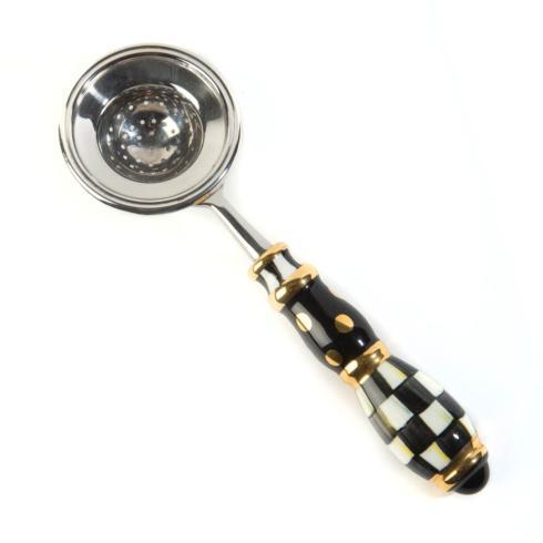 MacKenzie-Childs Courtly Check Kitchen Tea Strainer $58.00
