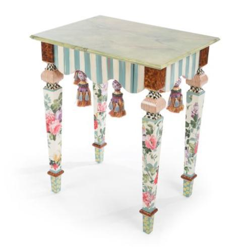 $3,995.00 Marble Side Table