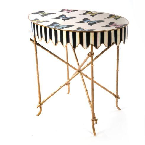 $475.00 Butterfly Collection Side Table