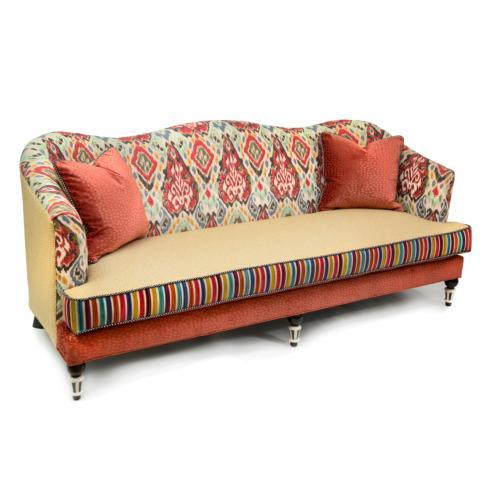 Awesome Mackenzie Childs Furniture Sofa Price 9 995 00 In Creativecarmelina Interior Chair Design Creativecarmelinacom