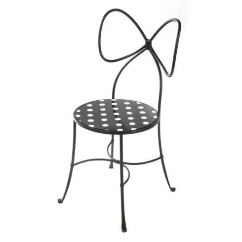 Bow Chair - Black