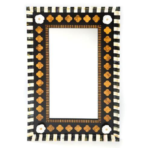 $1,795.00 Quatrefoil Mirror
