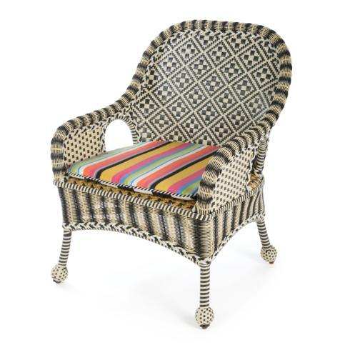 $2,195.00 Outdoor Accent Chair - Wood Iris
