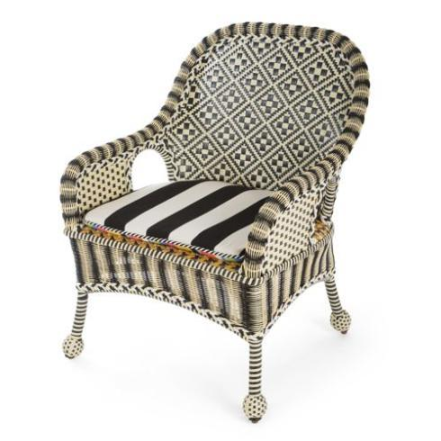$1,895.00 Courtyard Outdoor Accent Chair
