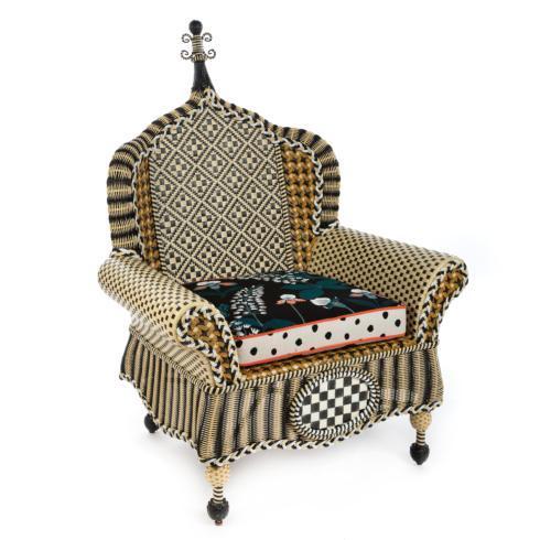 $2,295.00 Outdoor Wing Chair - Wood Iris