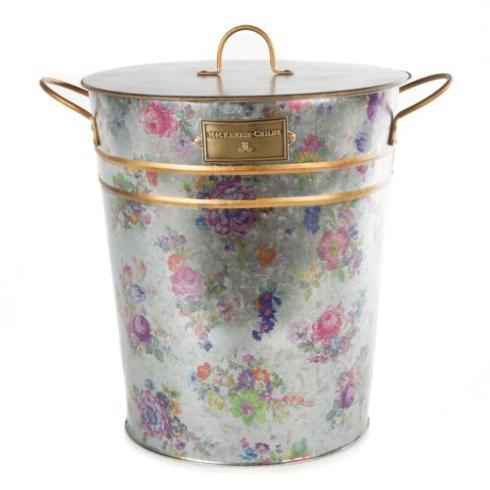 MacKenzie-Childs  Garden Flower Market Container with Scoop $58.00