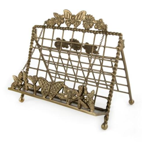 $148.00 Butterfly Cookbook Stand