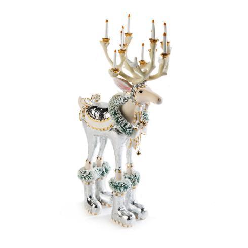 $118.00 Moonbeam Dasher Reindeer Figure