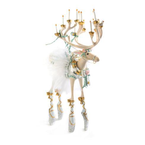 $118.00 Moonbeam Dancer Reindeer Figure