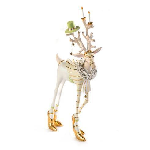 $118.00 Moonbeam Prancer Reindeer Figure