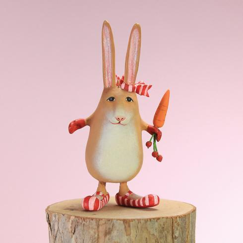$22.00 Rebecca Rabbit Mini Ornament