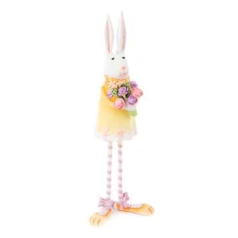 $50.00 Estelle Bunny Ornament
