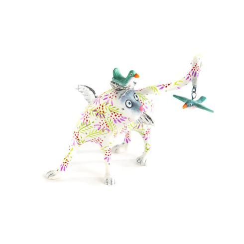 $52.00 Sylvie Siamese Catbird Ornament