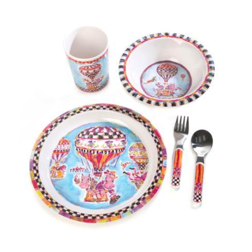 $48.00 Toddler ft. S Dinnerware Set - Hip Hip Away