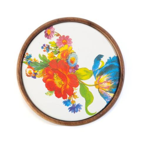 MacKenzie-Childs  Flower Market  Coasters - Set of 4 $48.00