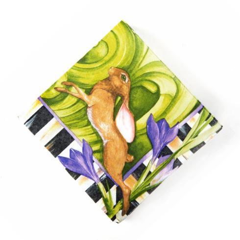 $6.95 Spring Hair Paper Napkins - Cocktail
