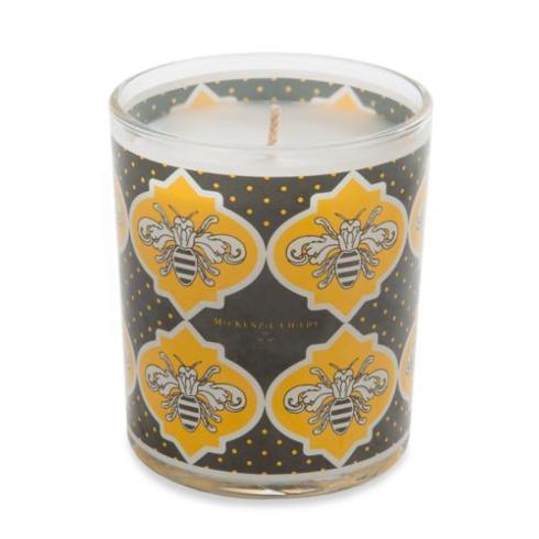 MacKenzie-Childs  Decor Queen Bee Candle - 7 oz. $58.00